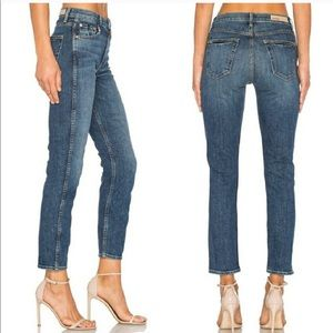 GRLFRND Naomi High Rise Skinny Jeans 23
